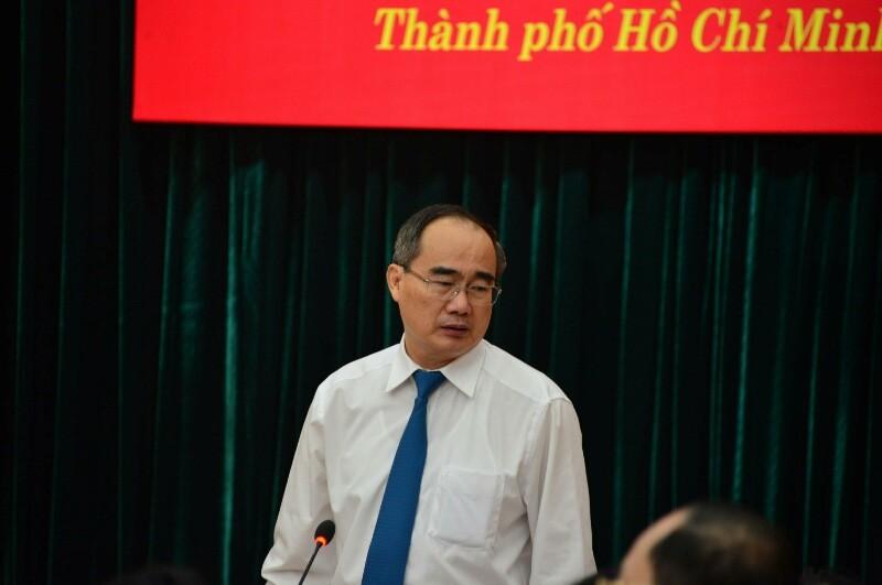 Ông Nguyễn Văn Nên: Rất cảm động khi được phân công về TP.HCM - ảnh 3