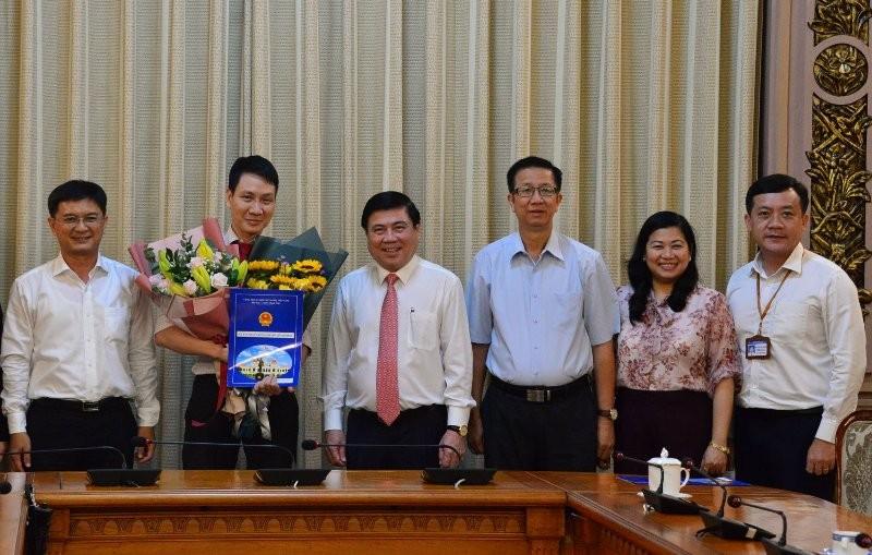 Bà Nguyễn Thị Ánh Hoa làm Giám đốc Sở Du lịch TP.HCM - ảnh 2