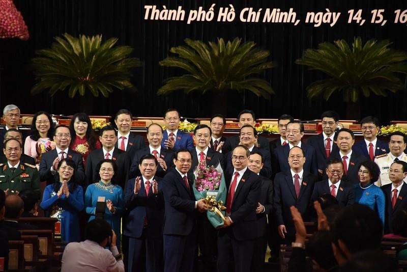 Ông Nguyễn Văn Nên: BCH khóa XI sẽ là tập thể gương mẫu - ảnh 1