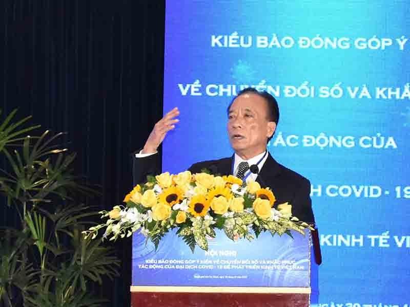 Đề xuất lập Tổ hợp tín dụng 300.000 tỉ phát triển kinh tế số - ảnh 2