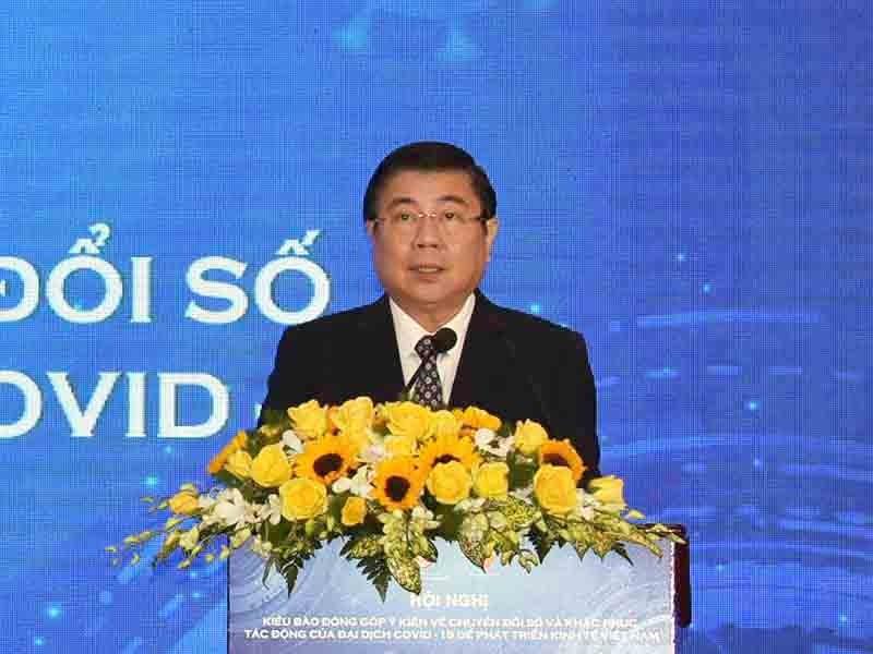Đề xuất lập Tổ hợp tín dụng 300.000 tỉ phát triển kinh tế số - ảnh 1
