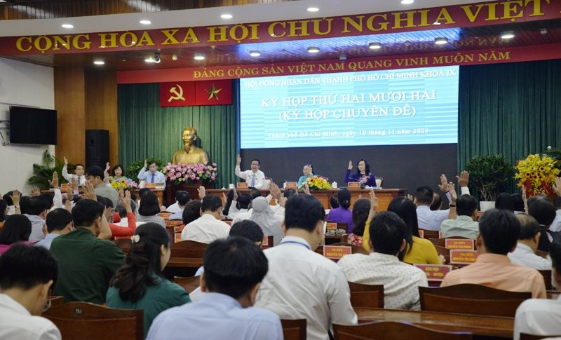 TP.HCM tăng vốn cho 127 dự án quan trọng - ảnh 1