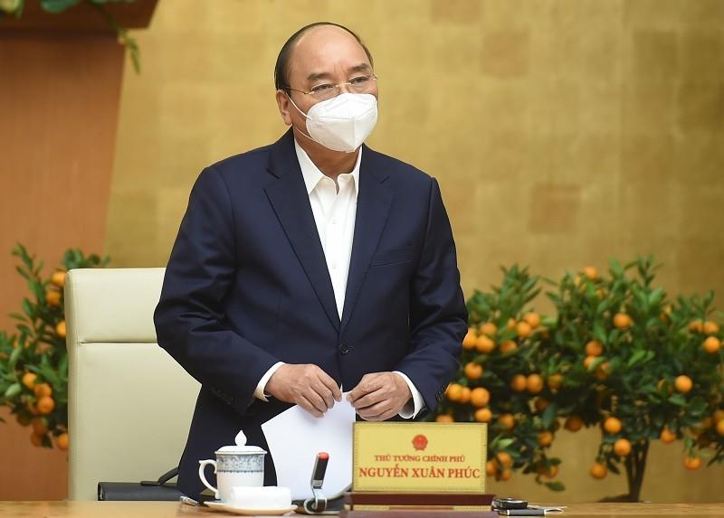 Thủ tướng đồng ý cho TP.HCM giãn cách xã hội 1 số khu vực - ảnh 1