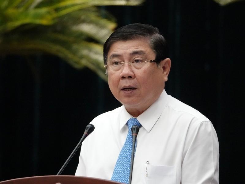Chủ tịch TP.HCM: Đi làm về mệt mỏi, tối còn bị karaoke tra tấn - ảnh 1