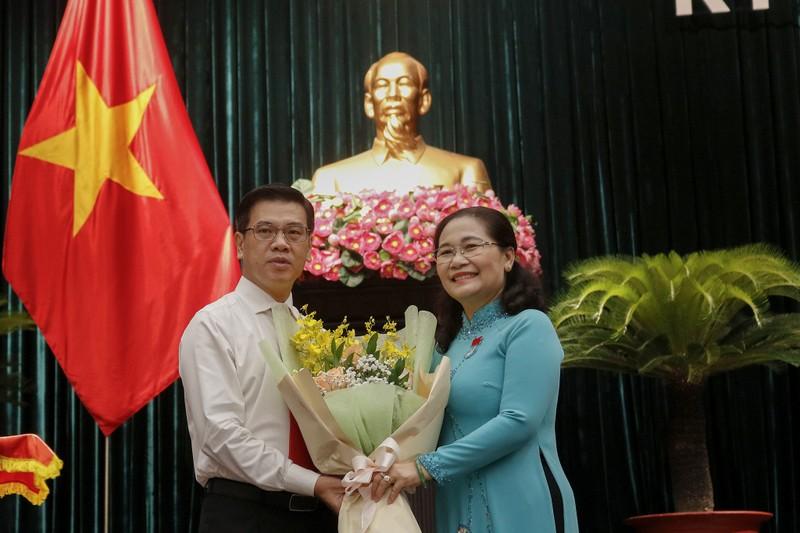 Chủ tịch quận 1 được bầu làm Phó Chủ tịch HĐND TP.HCM - ảnh 2