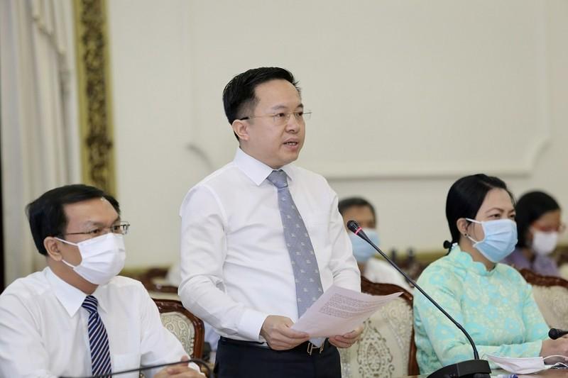 Lễ công bố thành lập 5 cơ quan báo chí thuộc UBND TP.HCM - ảnh 1