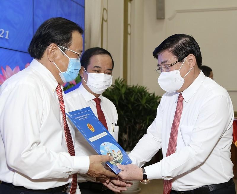 Lễ công bố thành lập 5 cơ quan báo chí thuộc UBND TP.HCM - ảnh 2