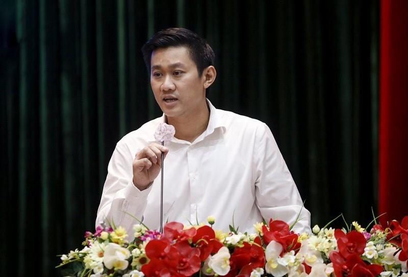 Ông Hứa Quốc Hưng nói về việc tạo sức hút đầu tư cho TP.HCM - ảnh 1