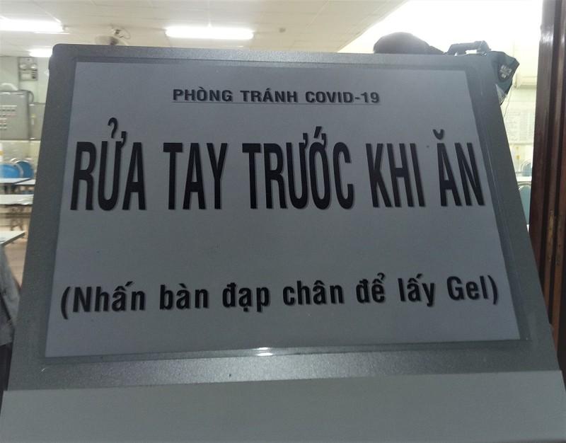 Phó Thủ tướng kiểm tra phòng dịch COVID ở KCX Tân Thuận - ảnh 5