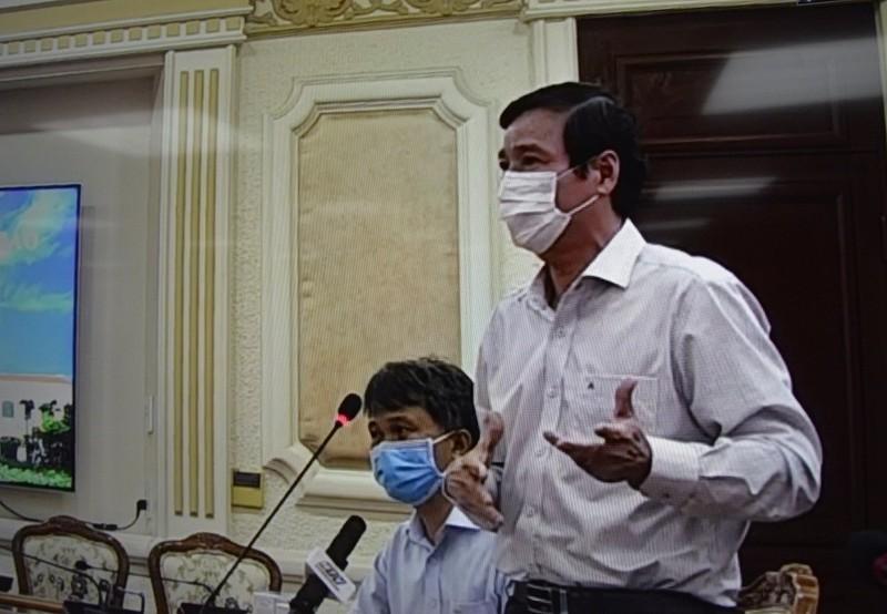 Cập nhật thông tin vụ nữ bệnh nhân ở Gò Vấp tử vong trên đường chuyển viện - ảnh 1