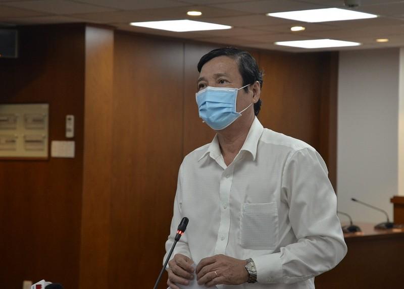 Giám đốc HCDC lý giải việc tiêm 2 mũi vaccine vẫn mắc COVID-19 - ảnh 2