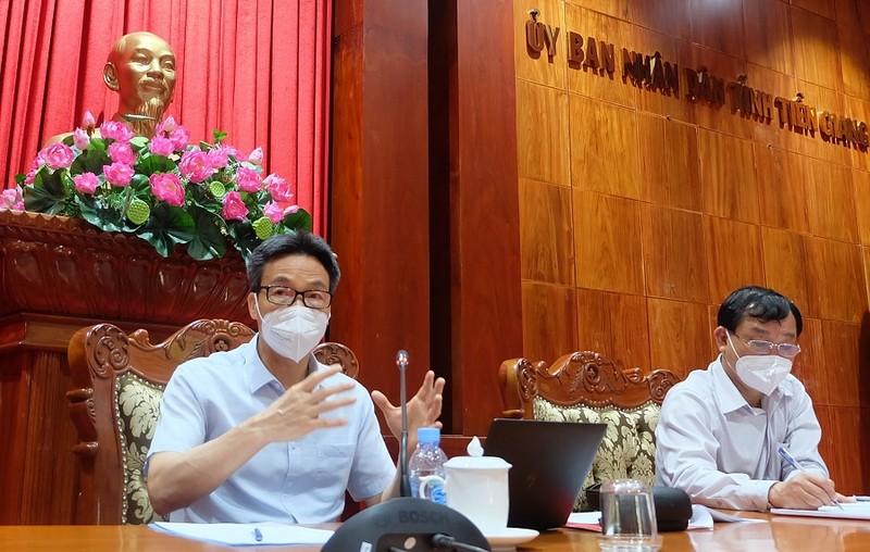 Phó Thủ tướng đề nghị mở kênh đưa lao động trở lại TP.HCM làm việc an toàn - ảnh 2