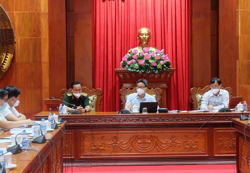 Phó Thủ tướng đề nghị mở kênh đưa lao động trở lại TP.HCM làm việc an toàn - ảnh 1