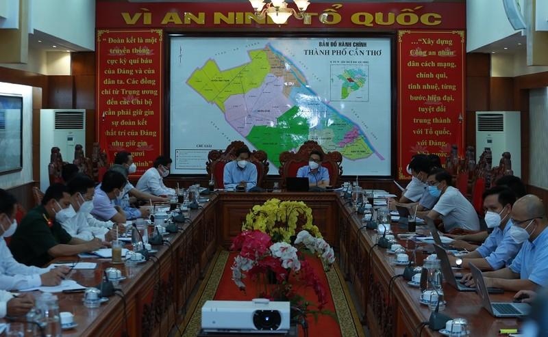 Phó Thủ tướng đề nghị Cần Thơ xem xét cho mở lại hoạt động ở phường, quận 'xanh' - ảnh 1