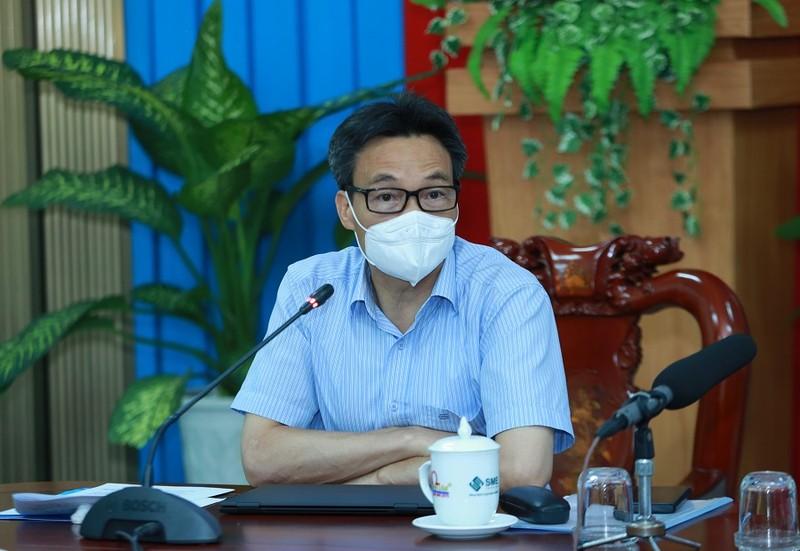 Phó Thủ tướng: Trà Vinh nhanh chóng đưa 30.000 công nhân trở lại làm việc - ảnh 2