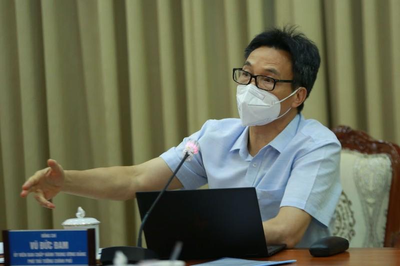 Phó Thủ tướng: TP.HCM cần ưu tiên phục hồi hoạt động nhà máy, doanh nghiệp lớn - ảnh 1
