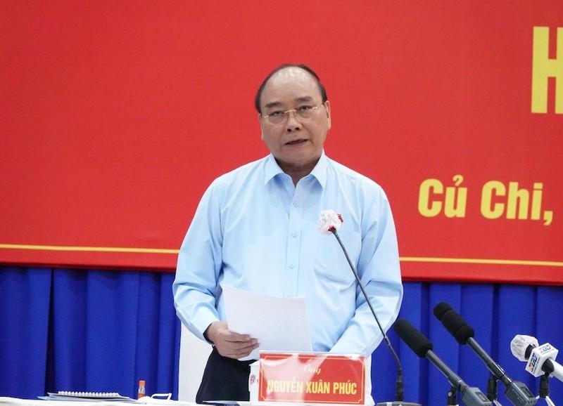 Chủ tịch nước: TP.HCM không để khủng hoảng sâu về kinh tế, ảnh hưởng đến dân - ảnh 2