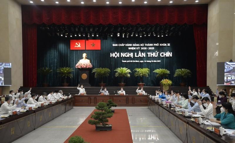 Bí thư Nguyễn Văn Nên: Đại dịch COVID đã tác động sâu sắc đến TP.HCM - ảnh 2
