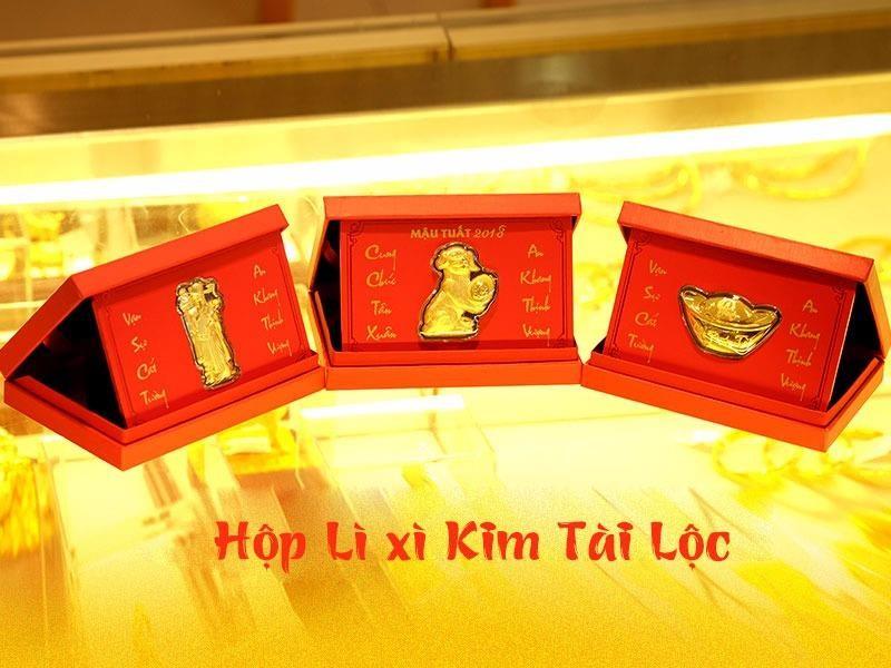 Linh vật 'Kim Tuyển' lên ngôi trước ngày vía Thần Tài - ảnh 7