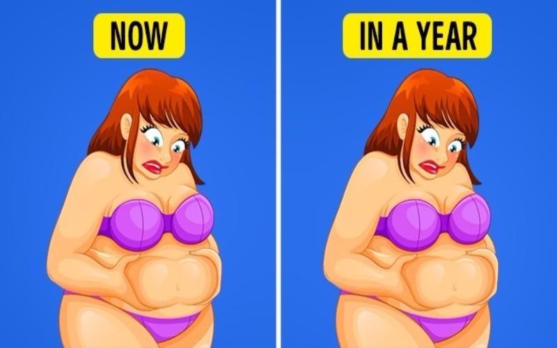 5 nguyên nhân khiến bạn không thể nào giảm cân được - ảnh 1