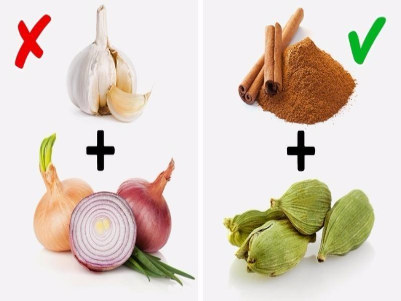 Những thức ăn đánh bật mùi cơ thể - ảnh 4