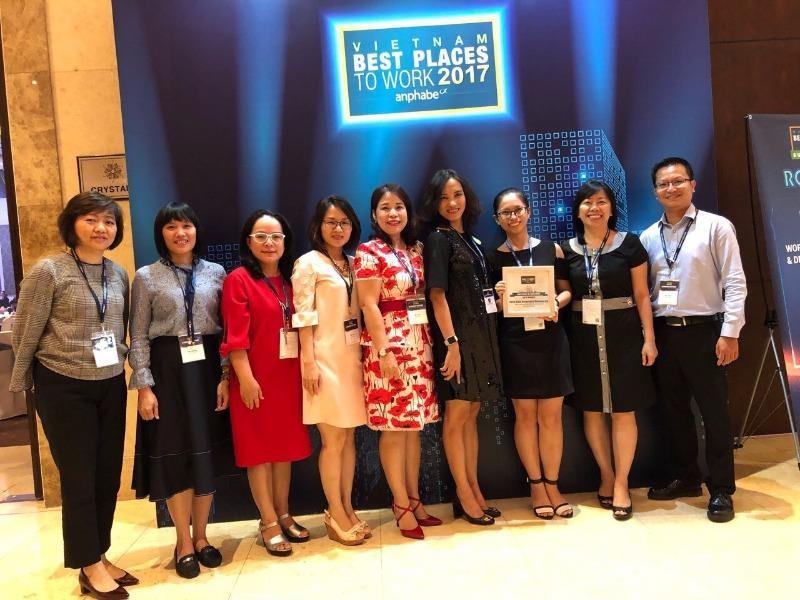 Coca-Cola Việt Nam lọt top 5 nơi làm việc tốt nhất - ảnh 1