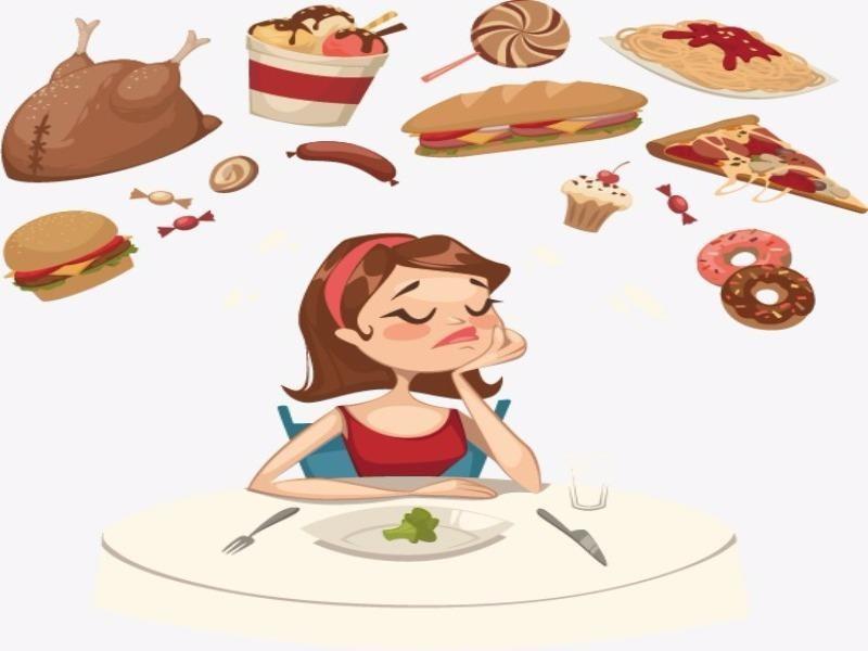 Vì sao bạn luôn béo khi đã nỗ lực giảm cân? - ảnh 1