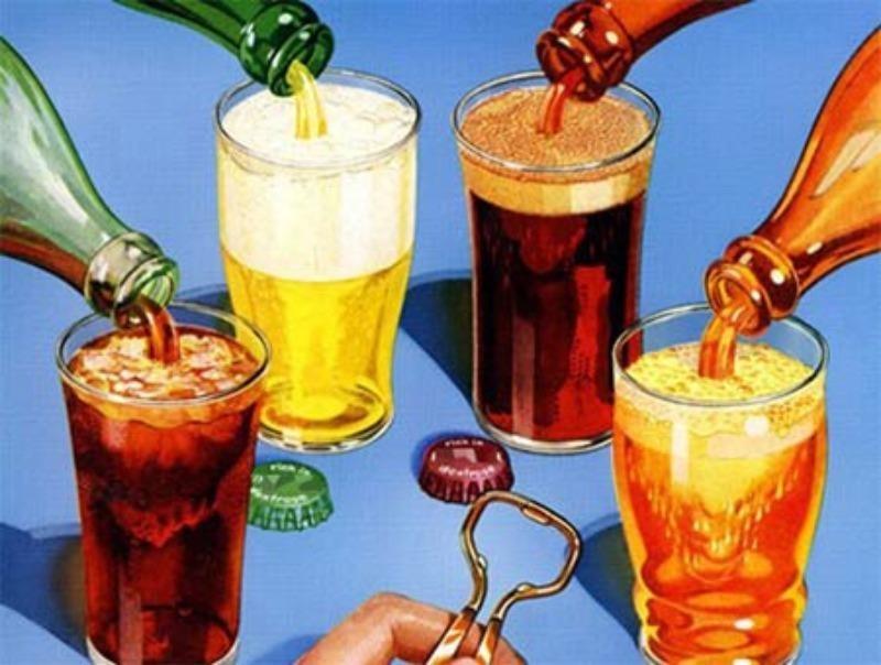 Uống nước ngọt không giúp bạn giải khát - ảnh 1