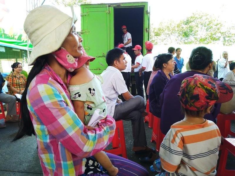 Vedan tổ chức khám chữa bệnh miễn phí cho bà con tỉnh Đồng Nai - ảnh 1