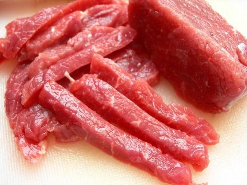 Cách lựa chọn thịt tươi ngon và an toàn - ảnh 1