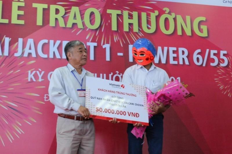 Đắk Lắk đã có người trúng Vietlott trị giá hơn 41 tỉ đồng - ảnh 2