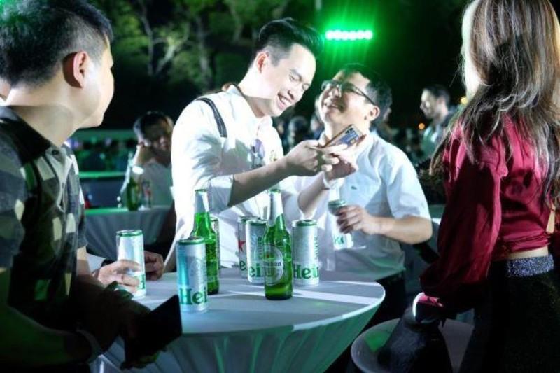 Heineken Việt Nam ra mắt dòng bia mới Heineken Silver - ảnh 1
