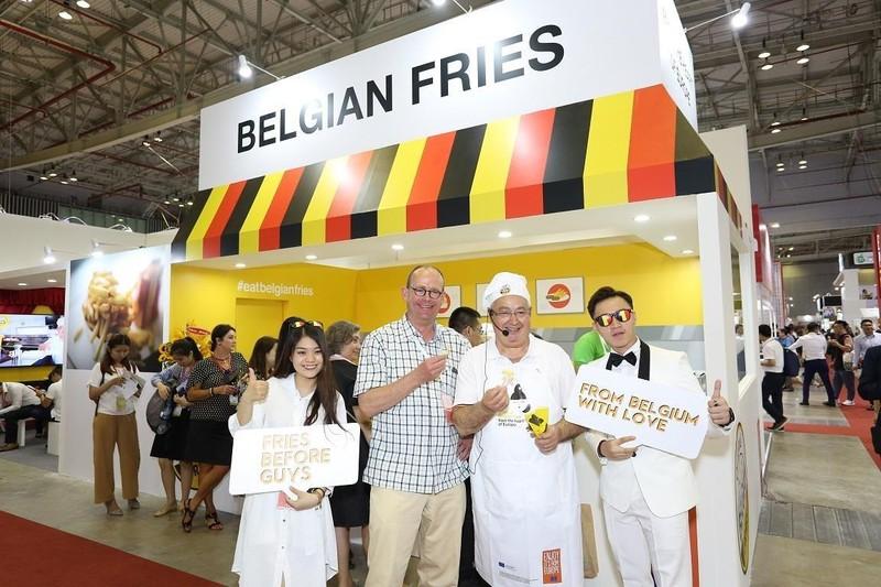 Khoai tây Bỉ tìm chỗ đứng tại thị trường Việt Nam - ảnh 2