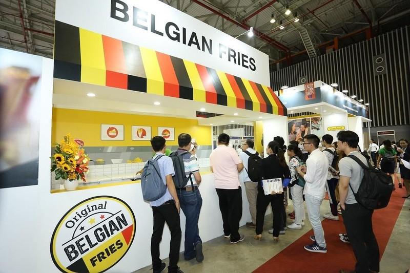 Khoai tây Bỉ tìm chỗ đứng tại thị trường Việt Nam - ảnh 1