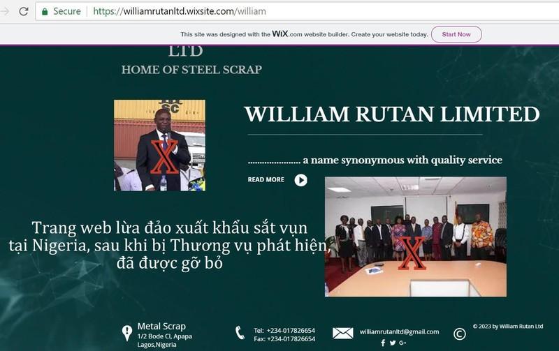 Tung chiêu 'mua hàng trị giá 2 triệu USD' gài bẫy người Việt - ảnh 1