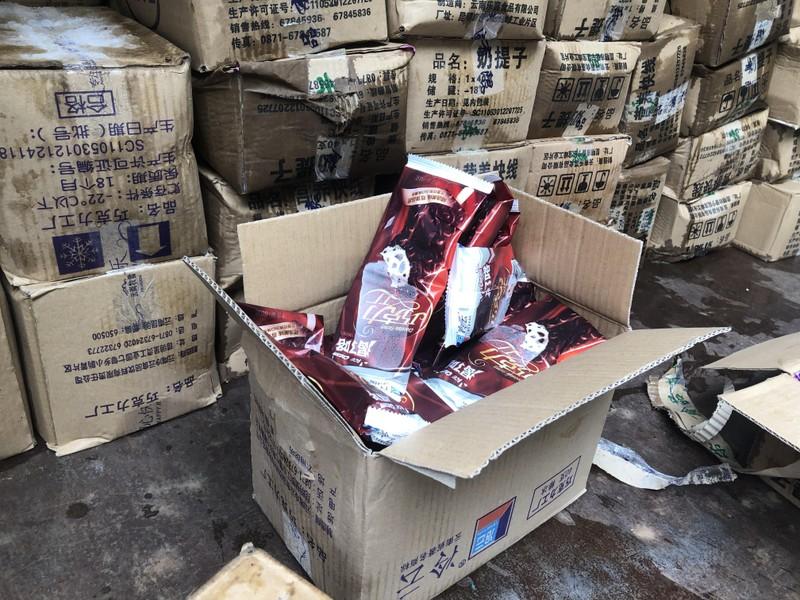 8.000 que kem Trung Quốc bị bắt giữ tại Lào Cai - ảnh 2