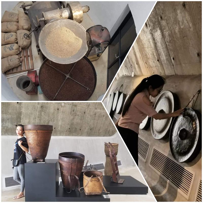 Bảo tàng cà phê độc nhất ở Đắk Lắk có gì? - ảnh 9