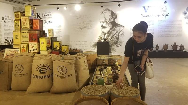 Bảo tàng cà phê độc nhất ở Đắk Lắk có gì? - ảnh 6