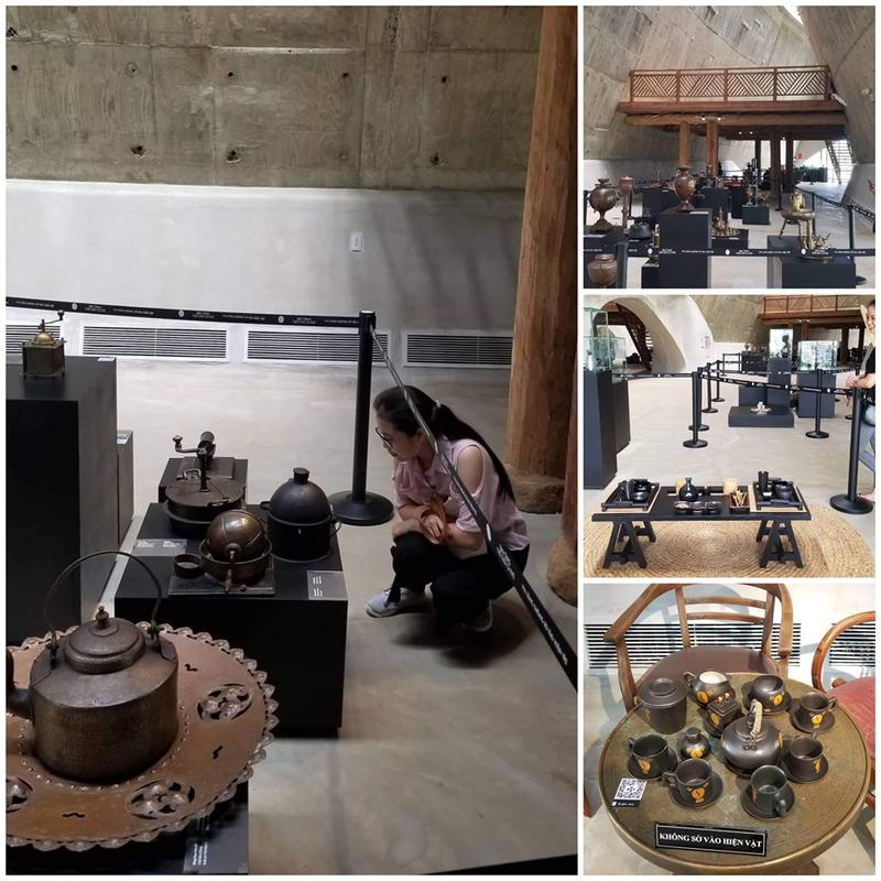 Bảo tàng cà phê độc nhất ở Đắk Lắk có gì? - ảnh 7