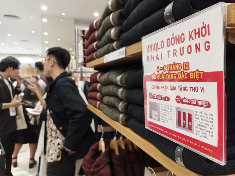 Uniqlo tuyên bố sẽ 'không thất bại tại thị trường Việt Nam' - ảnh 2