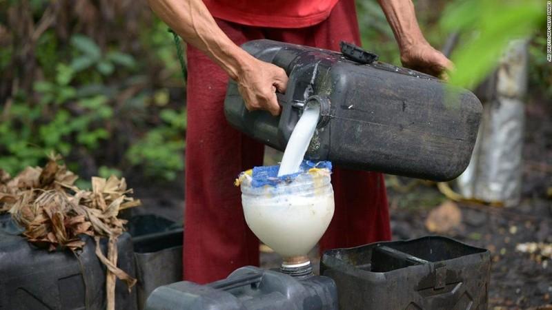 Ngộ độc rượu dừa: 11 người chết, 300 người nhập viện - ảnh 1