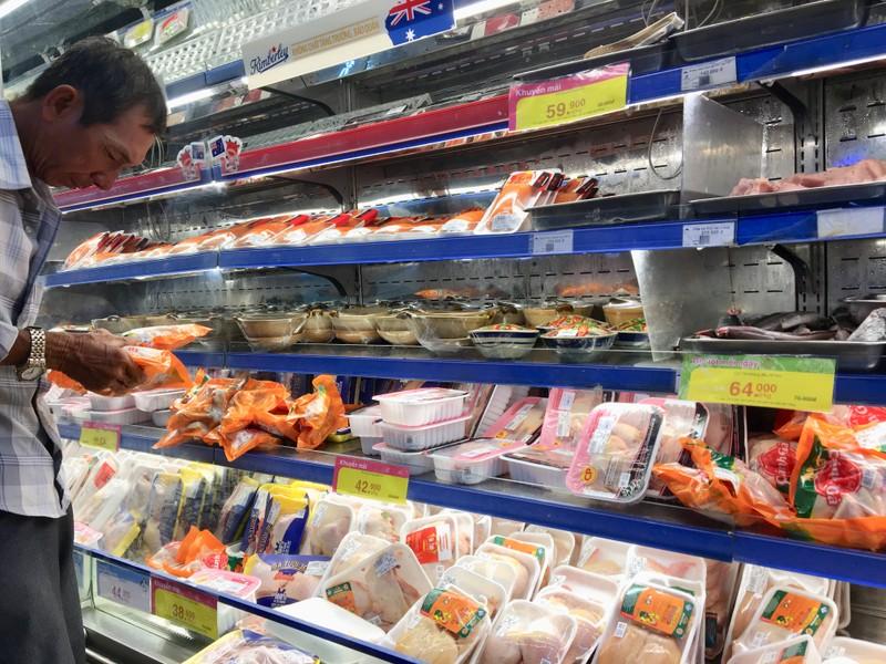 Thực phẩm đông lạnh: Làm sao để an toàn khi mua? - ảnh 1