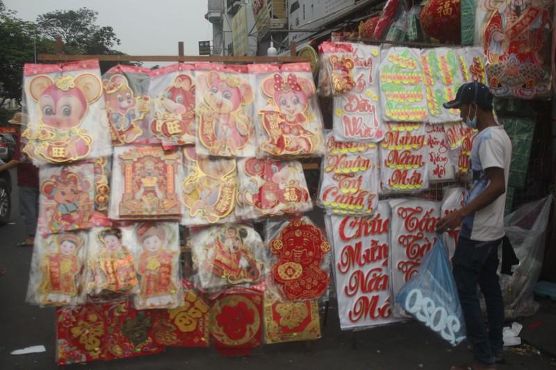 Con đường sực nức mùi tết ở Sài Gòn - ảnh 6