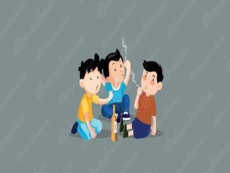 Trẻ nhỏ uống bia, dù ít nhưng cũng ảnh hưởng đến sức khỏe - ảnh 1