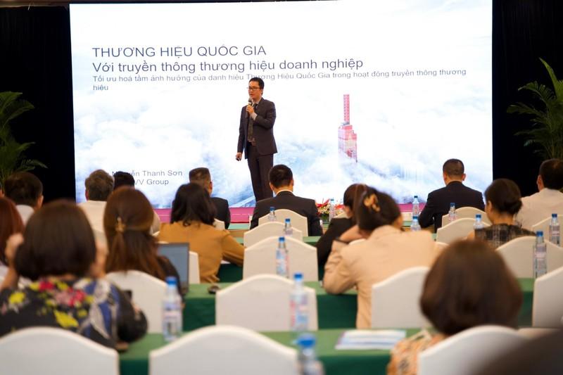Mách nước cách nâng tầm thương hiệu doanh nghiệp Việt - ảnh 1