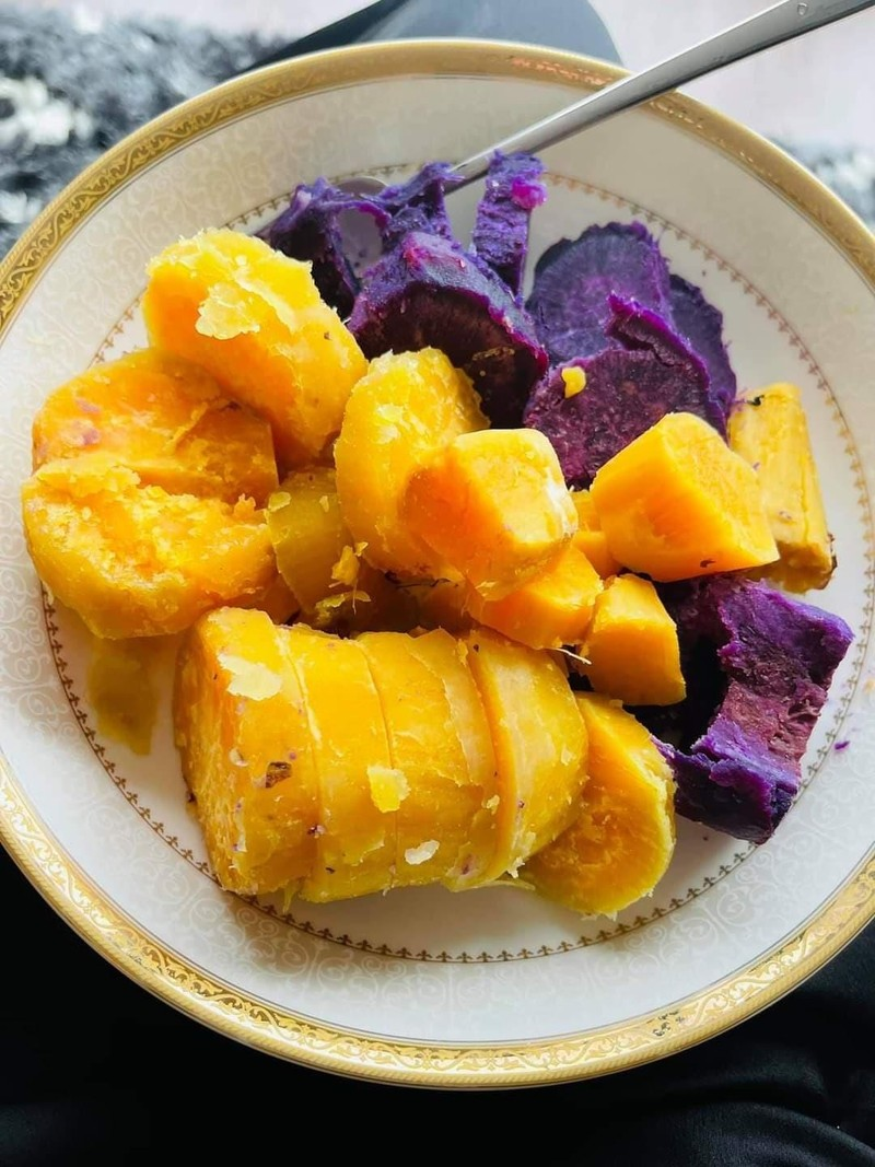 Khoai lang tím và khoai lang vàng loại nào dinh dưỡng hơn? - ảnh 2