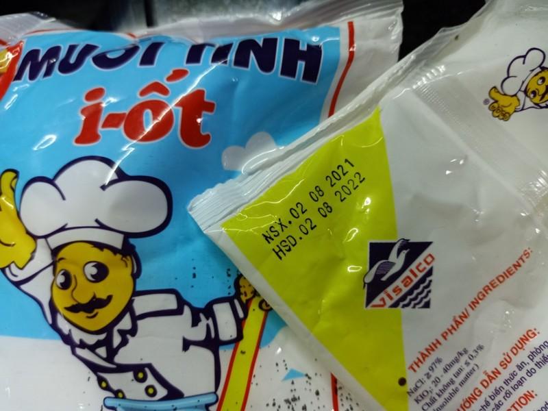 Tại sao muối ăn cũng có hạn sử dụng? - ảnh 1