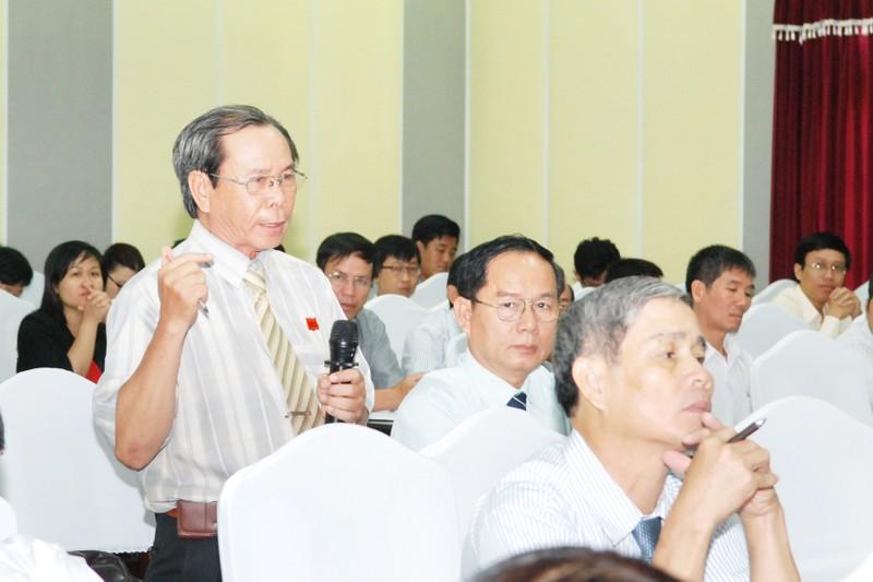Hòn Cau làm 'nóng'  kỳ họp HĐND Bình Thuận - ảnh 1
