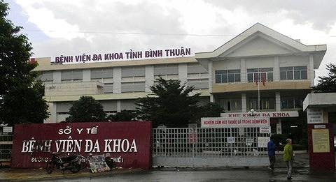 Làm rõ dấu hiệu ăn chặn tiền của bác sĩ ở BV Bình Thuận - ảnh 1