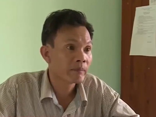 Truy tố chủ tịch xã trong vụ tráo máy phát cho dân nghèo - ảnh 1